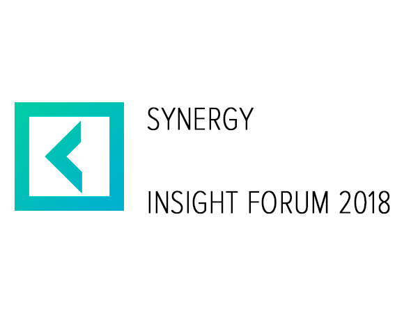 SYNERGY  INSIGHT FORUM 2018